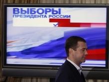 Абсолютное большинство россиян, живущих в Украине, поддержали Медведева