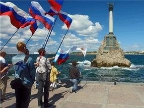 Опрос: Большинство россиян выступают за защиту интересов русских в Крыму