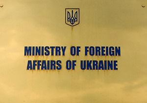 МИД: Евродепутаты подтвердили отсутствие в Украине политзаключенных