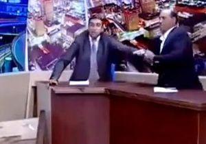 В Иордании депутат угрожал оппоненту пистолетом в прямом эфире