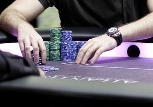 Власти США закрыли пять крупнейших сайтов для игры в покер