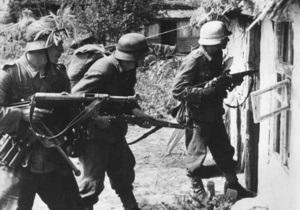 Корреспондент: Нацисты хотели очистить территорию Украины от коренного населения, заменив его немцами-крестьянами - архив