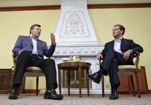 Янукович: Евроинтеграция - бесспорный приоритет внешней политики Украины