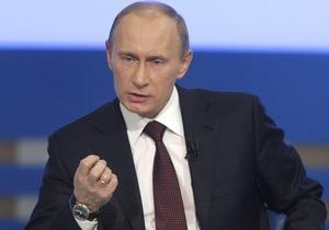 Путин встретился с Януковичем: Вступайте в Таможенный союз (обновлено)