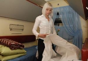В Украине пользуются спросом билеты в отдельные мужские и женские купе
