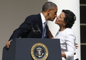 Обама выдвинул на пост министра торговли США миллиардершу Пенни Притцкер