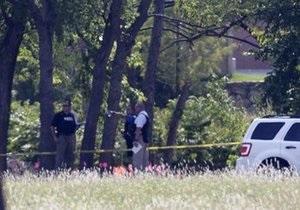 Вооруженный мужчина напал на полицейский участок в Техасе