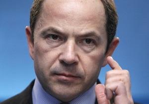 Тигипко: Дефицит бюджета ПФ в 2010 году составил почти 37,5 миллиардов