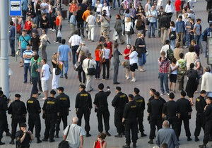 Парламент Беларуси тайно внес изменения в закон о массовых акциях