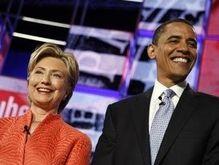 Клинтон побеждает Обаму на праймериз в Нью-Гемпшире