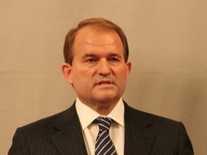 Медведчук обвинил СБУ в попытке сфальсифицировать против него доказательства в деле отравления Ющенко