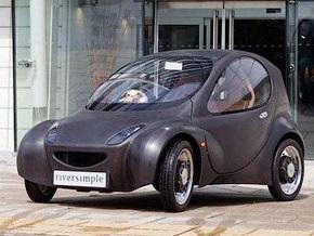 Британцы создали первый водородный автомобиль для города