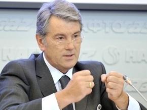 Ющенко поручил МИДу защищать украинцев от дискриминации при выдаче виз