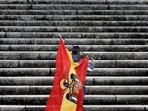 В Испании безработица достигла рекордного уровня