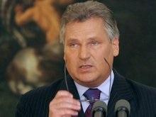 Квасьневский: Объединенной Европы не будет без Украины