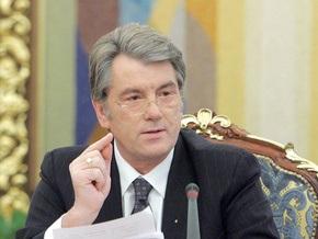 Ющенко верит, что НУ-НС поддержит антикризисные законопроекты