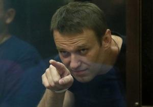 В штабе Навального открестились от информации о счете оппозиционера в банке США