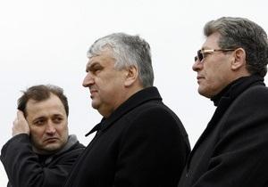 Партии, входящие в правящую коалицию Молдовы, пойдут на выборы отдельно