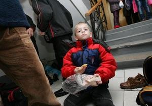 Занятия в школах Киева могут приостановить 1 февраля