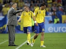 Евро-2008: Шведские СМИ требуют отставки Лагербека