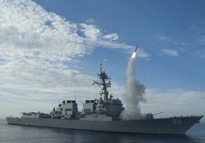 США сократили число боевых кораблей у берегов Ливии