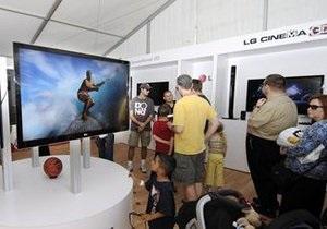 За два года продажи 3D-телевизоров в Украине могут вырасти в 33 раза
