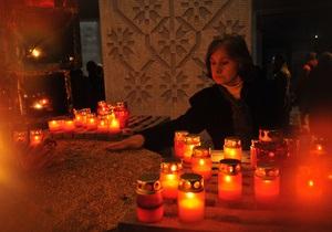 Россия отказывается рассекречивать архивы по Голодомору