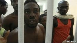 Международная Амнистия: в Ливии пытают заключенных