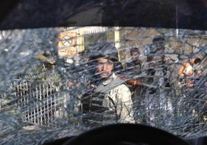 Талибы взяли на себя ответственность за серию взрывов в Кабуле
