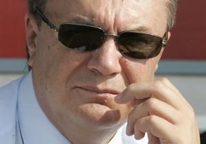 Янукович - майские - отпуск - праздники - Стало известно, где Янукович проведет майские праздники