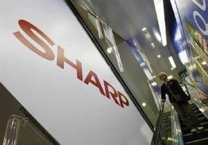 Акции японской Sharp резко подорожали