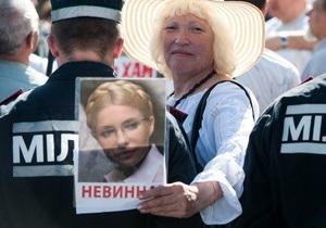 В Харьков прибыла врач, которая будет лечить Тимошенко
