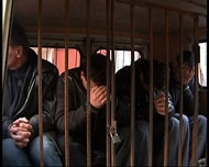 В Донецкой области задержаны злоумышленники, ограбившие инкассаторскую машину