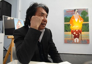 Фотогалерея: Кензо, Но и кимоно. В Киеве открылась выставка знаменитого дизайнера