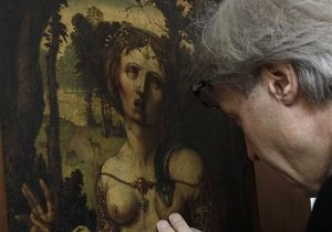 Найдена украденная 40 лет назад картина Дюрера