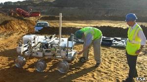 NASA может выйти из европейской марсианской программы