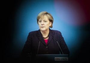 Правительство Меркель одобрило увеличение немецкого взноса в фонд спасения еврозоны