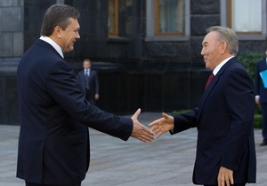 НГ: Диалог Киева и Астаны с оглядкой на Москву