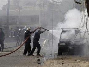 В результате двух взрывов в Багдаде погибли восемь человек, 19 получили ранения