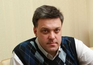 Тягнибок встретился с адвокатом Демьянюка