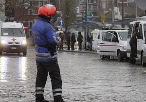 Взрыв гранат в Льеже: трое убитых, 75 раненых, установлена личность одного из нападавших