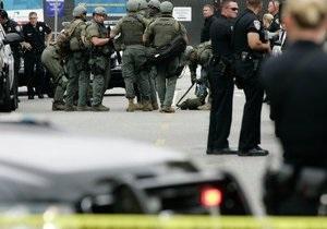 В США близ места, где произошла стрельба, обнаружили два трупа