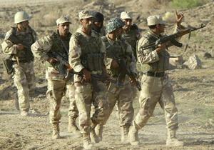 Курды заявили, что небольшая группа иранских военных пересекла границу с Ираком