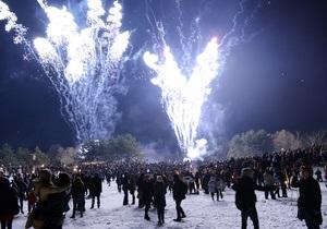 Фотогалерея: Light my fire. В Киеве открыли Французскую весну