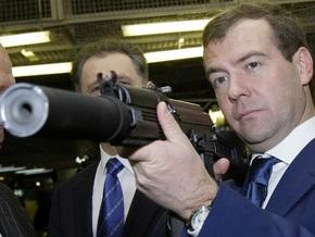 Медведев: Нас не могут не волновать учения НАТО в Грузии