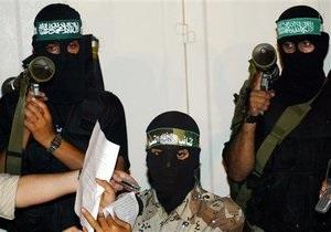 ХАМАС обвинили Израиль в убийстве одного из лидеров организации