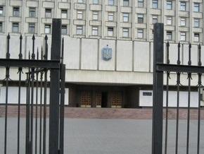 СМИ: ЦИК изучает возможность проведения перевыборов Рады