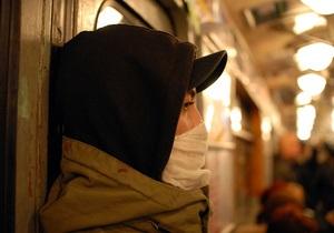 Эпидемия гриппа не увеличила показатели смертности в Украине