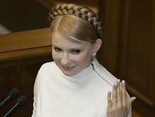 Тимошенко представила новый проект бюджета на 2008 год
