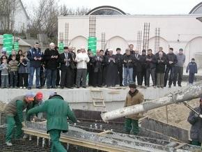 В Киеве построят 27-метровый минарет